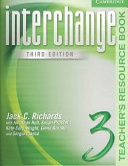 Interchange Teacher s Resource Book 3