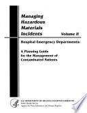 Managing Hazardous Materials Incidents