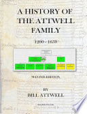 A History of the Attwell Family 1200-1650