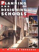 Planning and Designing Schools