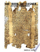 THE BOOK OF JASHER - RESTORED HEBREW NAMES