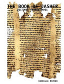 THE BOOK OF JASHER - RESTORED HEBREW NAMES ebook