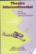 Theatre Intercontinental Book PDF