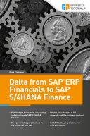 Delta from SAP ERP Financials to SAP S 4HANA Finance