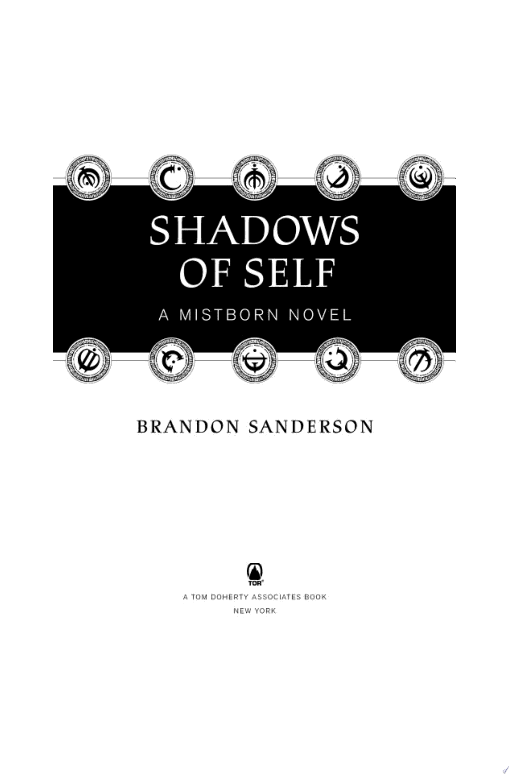 Shadows of Self