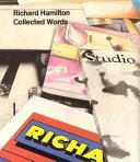 Richard Hamilton   Collected Words