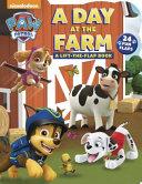 PAW Patrol  A Day at the Farm