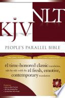 """""""People's Parallel Bible KJV/NLT"""" by Tyndale"""