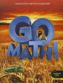 Go Math  Grade 2