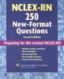 NCLEX RN 250 New format Questions