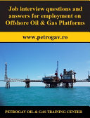 Job interview questions and answers for employment on Offshore Oil & Gas Platforms Pdf/ePub eBook