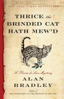 Thrice the Brinded Cat Hath Mew'd Book