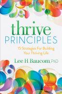 Thrive Principles [Pdf/ePub] eBook