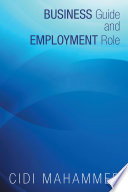 Business Guide And Employment Role Book PDF