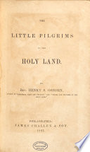 The Little Pilgrims in the Holy Land Book