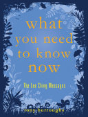 What You Need to Know Now Pdf/ePub eBook