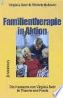 Familientherapie in Aktion  : die Konzepte von Virginia Satir in Theorie und Praxis