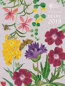 Royal Horticultural Society Desk 2018 Diary