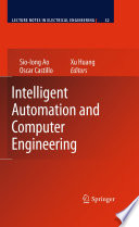 Intelligent Automation and Computer Engineering Book