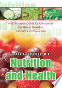 Nutrition and Health Book