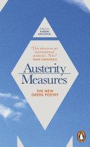 Austerity Measures Book