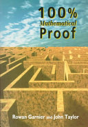 100  Mathematical Proof