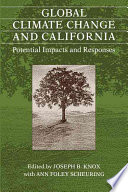 Global Climate Change and California