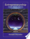 Entrepreneurship  Theory  Process  and Practice Book