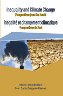 Inequality and Climate Change