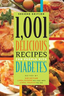 1 001 Delicious Recipes for People with Diabetes