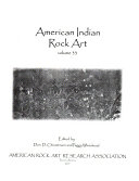 American Indian Rock Art