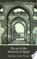 The Art of the Saracens in Egypt Book PDF