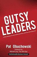 Gutsy Leaders ebook