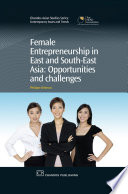 Female Entrepreneurship in East and South East Asia
