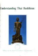 Understanding Thai Buddhism