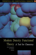 Modern Density Functional Theory  A Tool For Chemistry