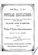 Popular Recitations