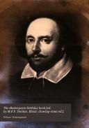 The Shakespeare Birthday Book Ed By M F P Dunbar Illustr Drawing Room Ed