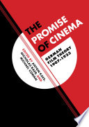 The Promise of Cinema Book