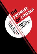 The Promise of Cinema Pdf/ePub eBook