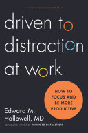 Driven to Distraction at Work Pdf/ePub eBook