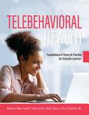 Telebehavioral Health