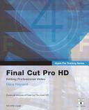 Cover of Final Cut Pro HD