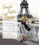 Bright Lights Paris Book