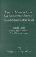 Linking Medical Care And Community Services Book PDF