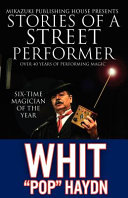Stories of a Street Performer Book