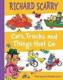Cars  Trucks and Things that Go Book