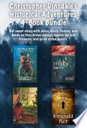 Christopher Dinsdale s Historical Adventures 4 Book Bundle