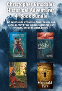 Christopher Dinsdale's Historical Adventures 4-Book Bundle