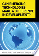 Can Emerging Technologies Make A Difference In Development
